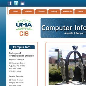 UMA Computer Information Systems
