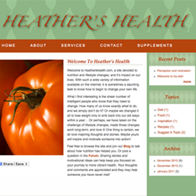 Heather's Health