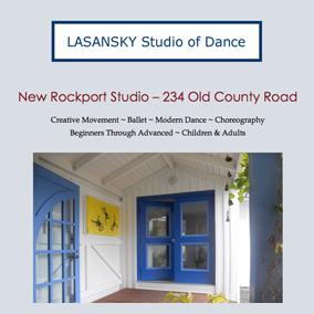 Lasansky Dance